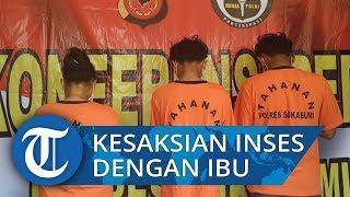 Kisah Inses Keluarga Pembunuh di Sukabumi, Ternyata Ibu Sudah 5 Kali Minta Jatah