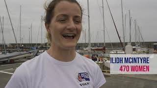 British Sailing Team in Japan
