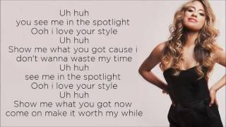 Fifth Harmony Worth It feat. Kid Ink (Lyrics)