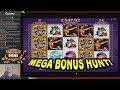 Mega Bonus Hunt Results 16/11/17 - 27 Sl
