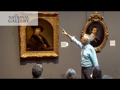 Rembrandt: The power of his self portraits | National Gallery