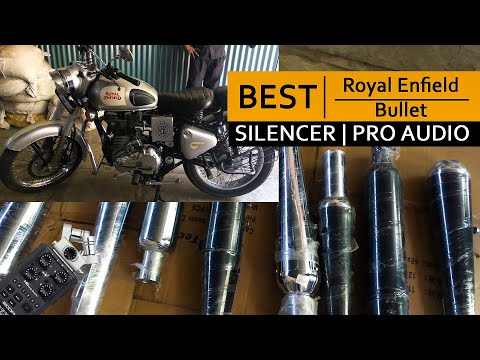 Silencer for Royal Enfield Classic 350 from YouTube · Duration:  4 minutes 40 seconds