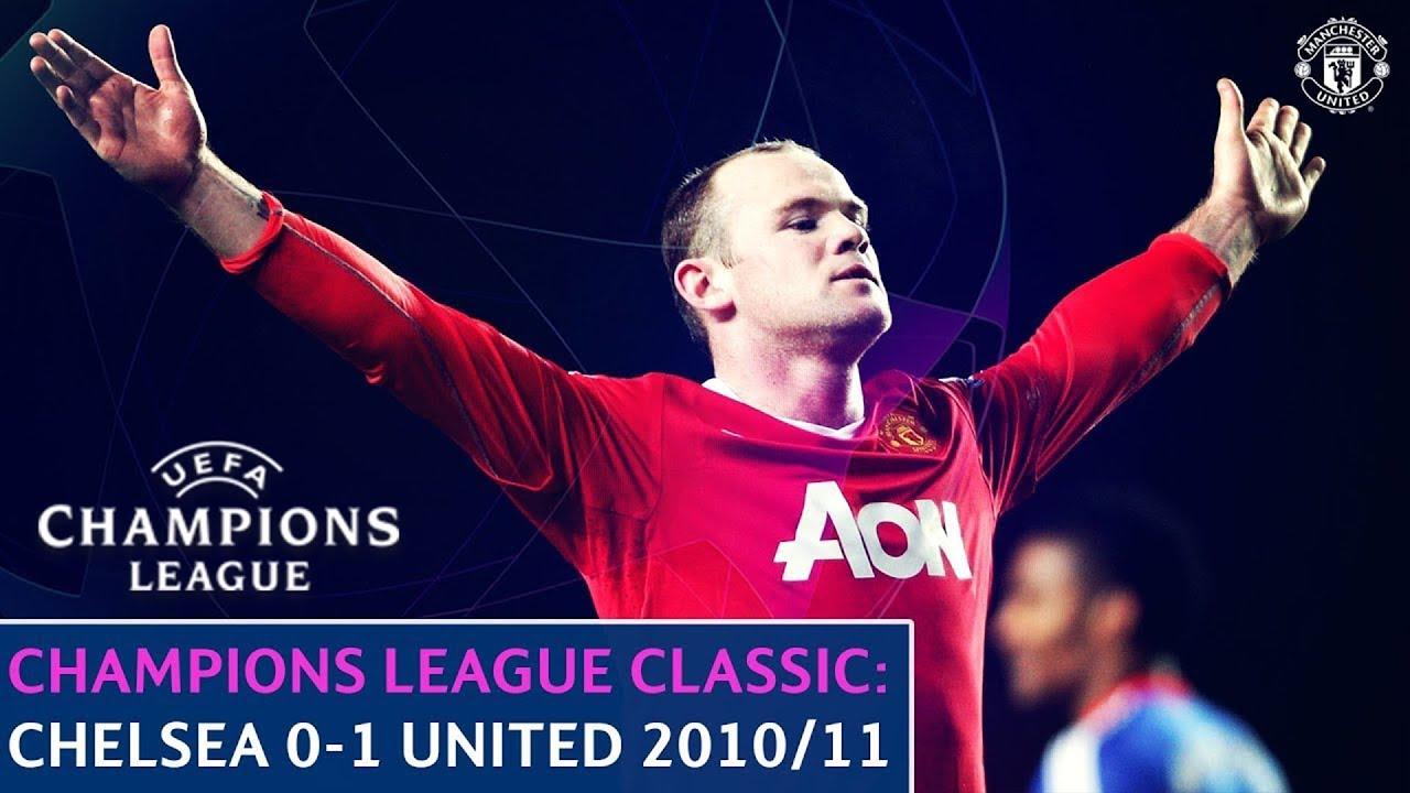 Download UEFA Champions League Classic   Chelsea 0-1 Manchester United   Quarter-Final 1st Leg   2010/11