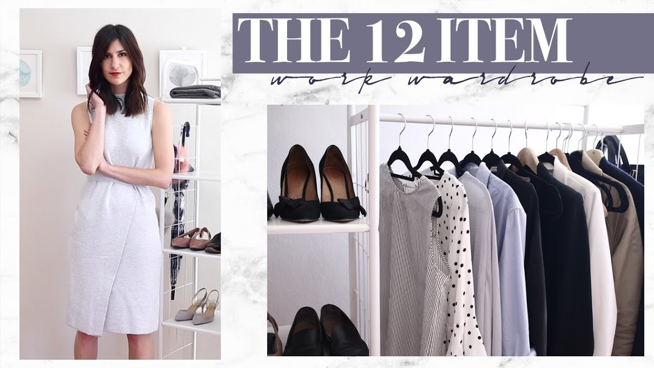Watch 12Items From Your Wardrobe Designers Advise You toDitch toLook10 Years Younger video