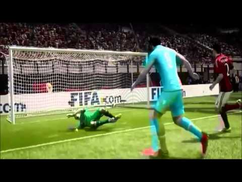 FIFA 15 Feel The Game   Rudimental Ft  Alex Clare   Give You Up