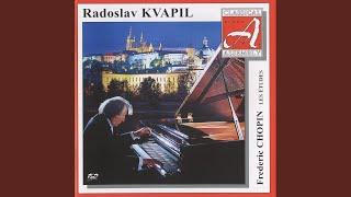 """12 Études, Op. 25: No. 13 in A-Flat Major, Op. 25, No. 1, """"Harp Study"""""""