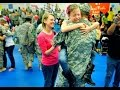 Soldiers Coming Home Surprise Compilation 2016 - 43