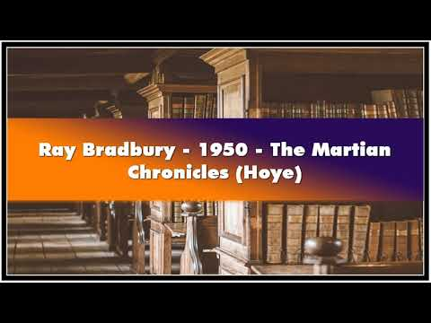 Ray Bradbury 1950 The Martian Chronicles Hoye Audiobook