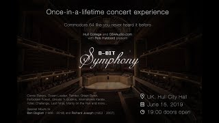 8-Bit Symphony @Home - PREMIERE, 15th/16th June only