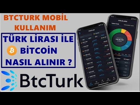 Türk Lirası Ile Bitcoin Aldım 📱 Btcturk Mobil Uygulaması İle Bitcoin Nasıl Alınır ? Mobil Kullanım
