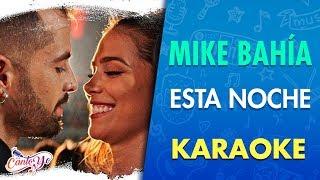 Mike Bahía & Greeicy - Esta Noche (Video Oficial) | Canto yo