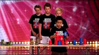 Norske talenter 2014-Team Norway