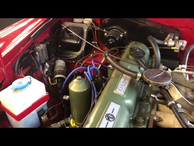 Lot 44 1968 MG C GT