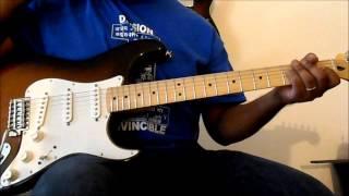 Chhati Ma Mero - Guitar  Lesson