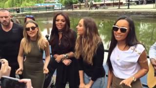 Download lagu Little Mix - Black Magic acoustic