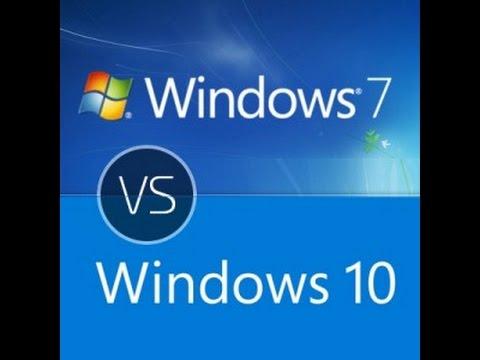 Windows 10 Vergleich