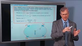 5.1 Uniform Circular Motion