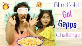 pani puri eating competition