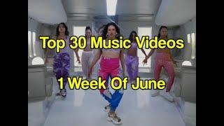 Top Songs Of The Week - May 31 To June 4, 2019