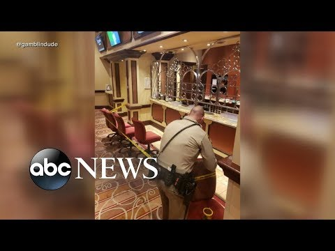 Suspect in custody after robbery attempt at Bellagio