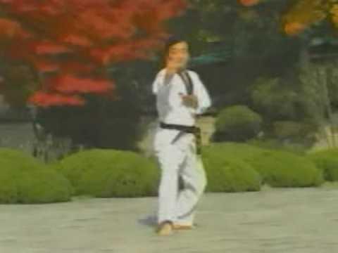 bài quyền số 4 taekwondo