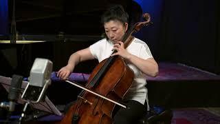 """Maarder - """"Lights"""". Pei Lu, cello and Teodora Adzharova, piano."""