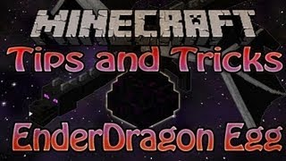 Minecraft 360 Tu9: How To Get The Ender Dragons Egg (Tips And Tricks)