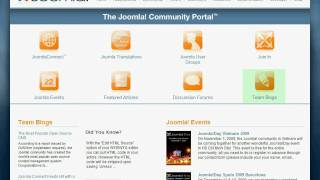 Введение к видеокурсу Joomla! CMS (1/48)