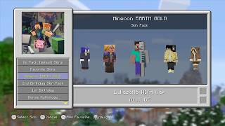Minecraft Wii U Custom Skins to download!