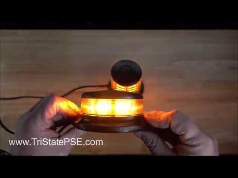 SoundOff Signal 2400 Series Led Beacons, The World's Smallest Beacon!?