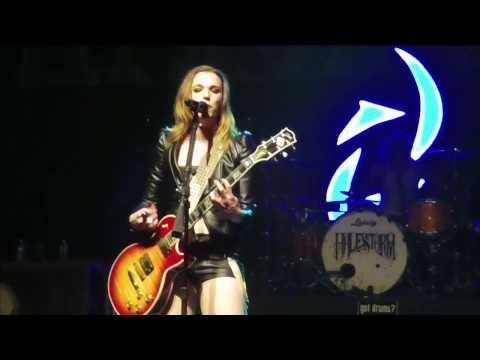 "HALESTORM ""Rock Show"" Live At Terminal 5 NYC"