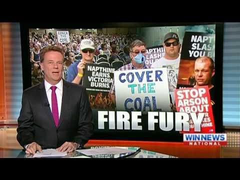 Morwell Fire News, ABC, NINE, SEVEN, TEN 02/03/2014