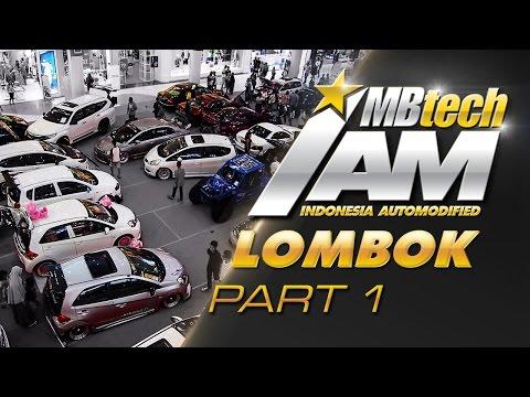IAM MBtech 2017 Lombok