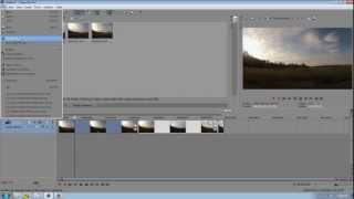 GoPro Hero 2 Timelapse Tutorial with Sony Vegas