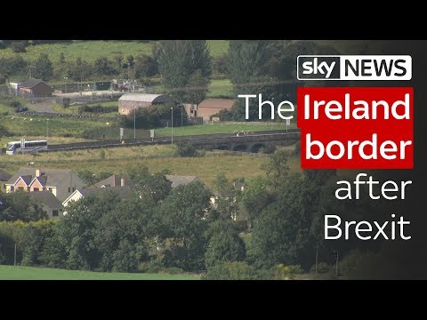 The Ireland border after Brexit