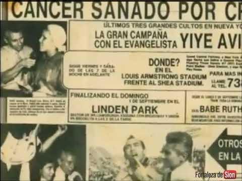 Yiye Ávila: DOS GRANDES PODERES (Nueva edición/Campaña en Jayuya, Puerto Rico. 1987)