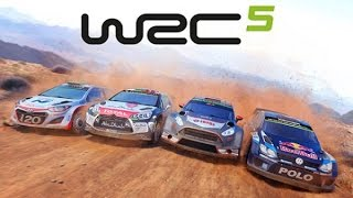 WRC 5: gameplay + all cars [ITA] #1