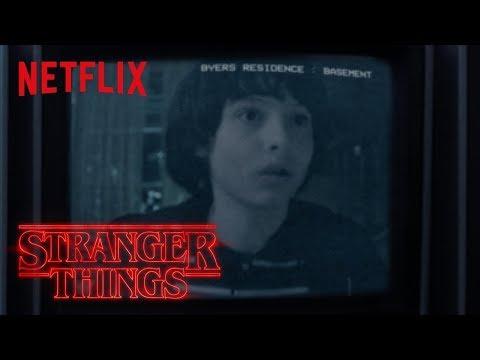 Stranger Things   Hawkins Monitored - Monitor 3   Netflix
