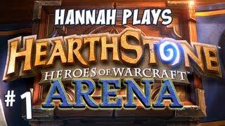 Hearthstone Arena #1 (Paladin)