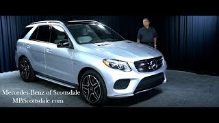 Not Only Powerful - The 2018 Mercedes-Benz GLE AMG GLE 43 - Mercedes Benz of Scottsdale