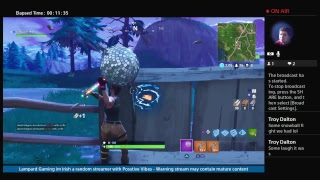 Ireland turns from Green to White - Fortnite - PS4