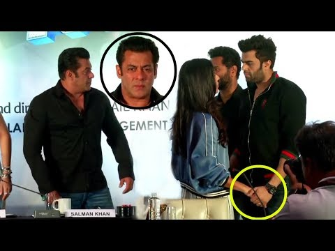Salman Khan Gets ANGRY On Katrina Kaif As She FLIRTS With Manish Paul At Da-Bangg Tour Pune