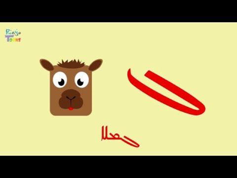 Syriac Alphabet Song - In Western Syriac Surayt (Suryoyo/Turoyo)