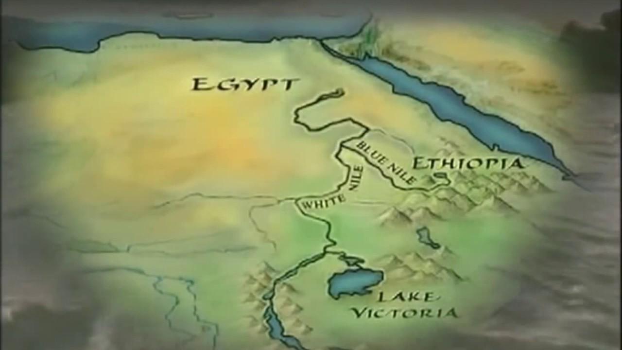 Egyptian civilization - Geography  Egypt Landforms