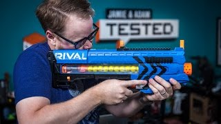 Show and Tell: Nerf Rival Blasters (in FPV!)