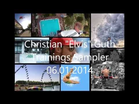 "Christian ""Elvis"" Guth Trainingssession Highdiving 10 Meter Berlin SSE"