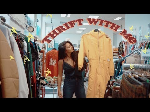 Come Thrift Shopping with me! | Second Hand einkaufen in Wien