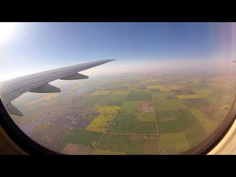 ***Full Flight*** Calgary (YYC) - Winnipeg (YWG) ---Trip Report--- 2017