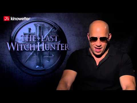 Interview Vin Diesel THE LAST WITCH HUNTER
