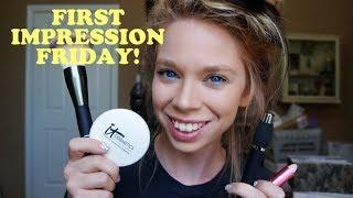 IT COSMETICS- FIRST IMPRESSION FRIDAY